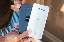 LG V40 sẽ có 3 camera sau nhưng không nâng cấp dung lượng pin