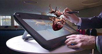 Trái tim 3D giúp bác sĩ phẫu thuật thử trên bệnh thật