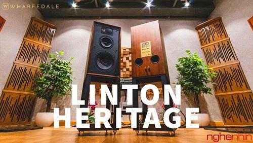 Linton Heritage – Nét retro hoài cổ trên nền âm thanh sang trọng đặc trưng của Anh Quốc