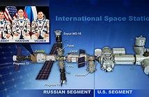 Các phi hành gia vẫn chưa thể tìm thấy lỗ hổng không khí trên ISS
