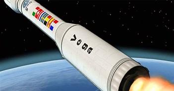 Châu Âu phóng thành công tên lửa Vega đưa vệ tinh lên quỹ đạo