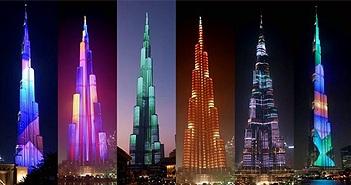 Màn hình LED lớn nhất thế giới được lắp đặt thế nào?