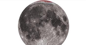 Oxy từ Trái đất có thể làm rỉ sắt trên Mặt trăng