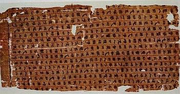 Tìm thấy bản thảo 2.200 năm tuổi mô tả huyệt đạo
