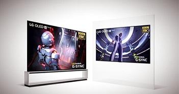 Chơi game trên TV OLED 8K hỗ trợ Nvidia GeForce RTX 3000 sẽ thế nào?