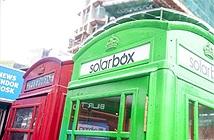 Luân Đôn: Trạm sạc pin smartphone ở khắp đường phố