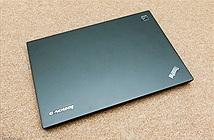 [Trên tay] Lenovo ThinkPad T450s: laptop doanh nhân mỏng nhẹ, bền bỉ, màn hình đẹp, bàn phím rất tốt