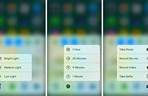 Tùy biến độ sáng đèn pin trên iOS 10