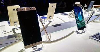 [Galaxy Note 7] Lý do pin điện thoạiGalaxy Note 7 bắt lửa?