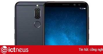 Smartphone 4 camera, màn hình tràn viền của Huawei sắp về Việt Nam?