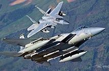Nếu F-15 Mỹ và Su-35 Nga đối đầu: Ai sẽ thắng?