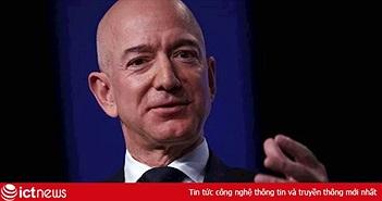 Bill Gates mất ngôi giàu nhất nước Mỹ vào tay CEO Amazon