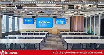 """Đột nhập trụ sở với thiết kế """"đầy màu sắc"""" của Facebook tại Singapore"""