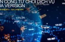 Q2 2018: Tấn công DDoS sử dụng nhiều loại hình vẫn tiếp diễn mạnh