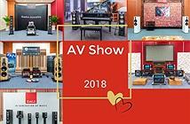 Toàn cảnh AV Show 2018 trước giờ G