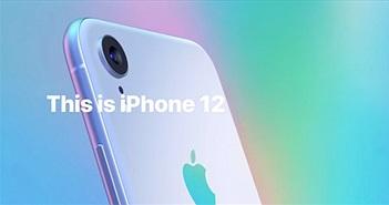 Không ngờ iPhone 12 sẽ đẹp như mơ thế này