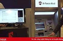 Cảnh báo: Cây ATM chạy Windows XP bị hack trong chưa đầy 5 phút