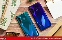 Realme giới thiệu bộ đôi smartphone Realme 5, cụm 4 camera, giá từ 3,99 triệu đồng
