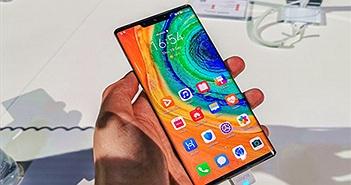 Huawei Mate 30 Pro hết cửa cài dịch vụ Google