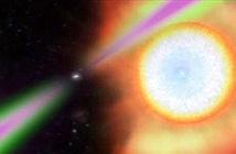 Tốc độ khủng tia gama từ sao neutron quay 707 lần/ giây