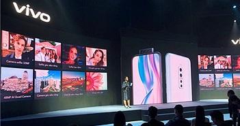 Vivo chính thức ra mắt V17 Pro tại Việt Nam