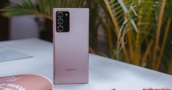 Đánh giá thời lượng pin Galaxy Note20 Ultra 5G: vừa đủ dùng