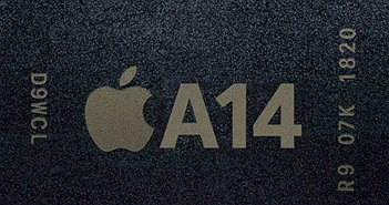 Điểm benchmark cực khủng của chip A14 Bionic trên iPhone 12 xuất hiện