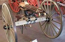 Ngày 4/11/1862, súng máy 6 nòng Gatling chính thức ra đời