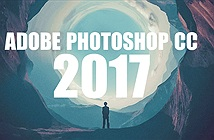 Các chức năng mới trên Adobe Photoshop CC 2017: tạo mới templates, OpenType SVG, tìm kiếm universal