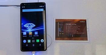 """Trên tay Mobiistar Prime X Pro: 6"""" FHD, RAM 4GB, nhận diện mống mắt, chống nước IP54"""