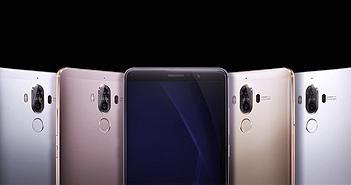 Huawei Mate 9 chính thức ra mắt: Thiết kế ấn tượng, trải nghiệm mới lạ