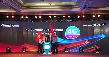 VinaPhone trở thành nhà mạng đầu tiên cung cấp 4G tại Việt Nam