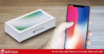 Video hướng dẫn cách dùng iPhone X khi mới mở hộp