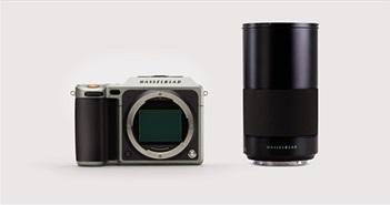 Hasselblad giới thiệu ba ống kính mới cho X1D và úp mở về tiêu cự 80mm khẩu độ rất lớn