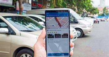 Thử ứng dụng đặt chỗ giữ xe ôtô tại TP.HCM: Nhanh gọn, tiết kiệm thời gian