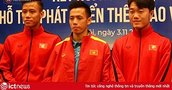 ĐT Việt Nam được tặng 300 triệu đồng trước ngày lên đường thi đấu AFF Suzuki Cup 2018