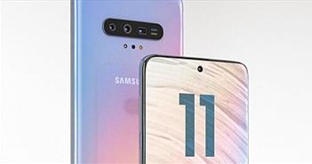 Samsung đã phát triển phần mềm cho Galaxy S11, iPhone 11 đợi đấy
