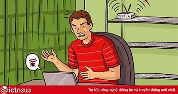 8 thứ trong nhà làm sóng wifi yếu đi mà chúng ta không biết