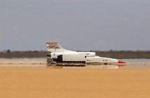 Siêu xe chạy với tốc độ 741km/h