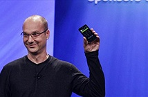 Cha đẻ Android muốn mở công ty điện thoại riêng