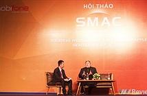 Đồng sáng lập Apple: Giới trẻ Việt cần tạo ra sự khác biệt