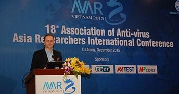 """Các công ty viễn thông, internet Việt Nam được tin tặc """"ưu tiên"""""""