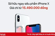 Thuê bao MobiFone nhấp nhổm chờ mua iPhone X nửa giá