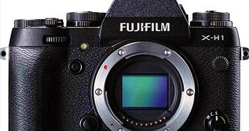 Rò rỉ thông tin Fujifilm X-H1, bản nâng cấp của X-T2 với tính năng chống rung trong thân máy