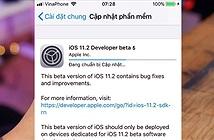 Bản cập nhật iOS 11.2 dành cho các thiết bị iDevice