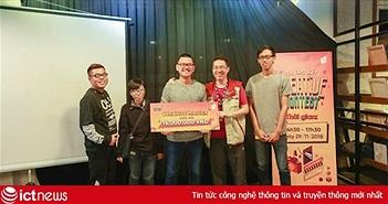 VNG trao giải thưởng cho cuộc thi sáng tác video quảng cáo