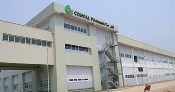 Công ty Đài Loan Compal sẽ sản xuất smartphone tại Việt Nam