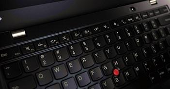 """Lenovo quay về thiết kế """"cổ điển"""" trên laptop dòng ThinkPad"""