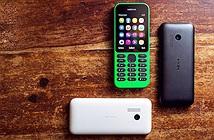 Microsoft ra mắt Smartphone giá rẻ nhất thế giới Nokia 215