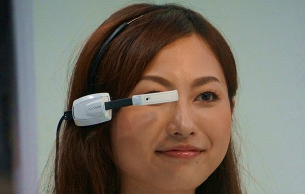 Intel đặt cược 25 triệu USD vào kính thông minh Vuzix